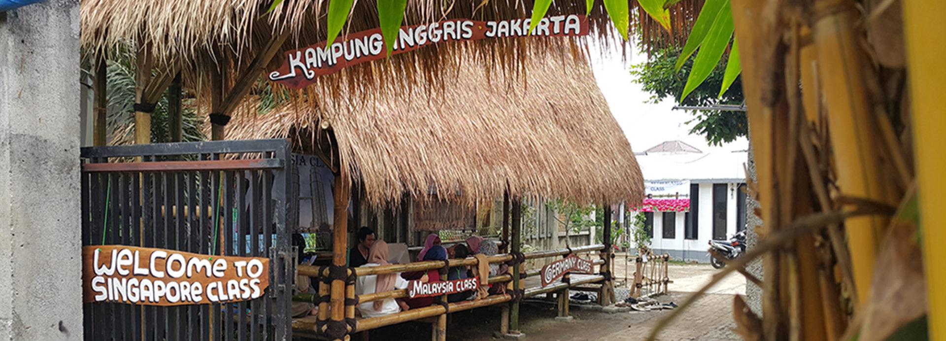 Kampung Inggris Jakarta
